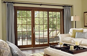 Pella Sliding Door