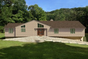 Cedar Impressions Siding & Atlas Roof Shingles