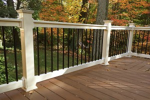 Timbertech Deck & Shoreline Railing